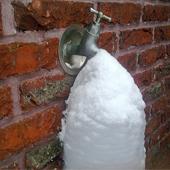 bevroren-buitenleiding